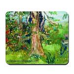 Garden Tree Mousepad