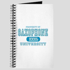 Saxophone University Journal