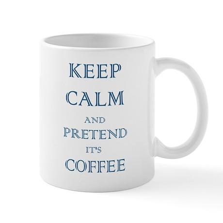 Coffee - Keep Calm (Night) Mug
