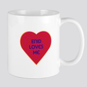 Enid Loves Me Mug