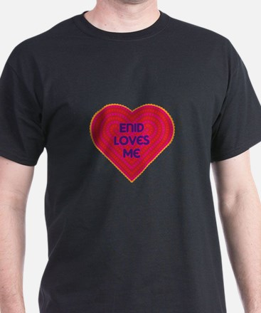 Enid Loves Me T-Shirt