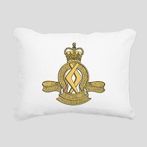 RMC Duntroon Rectangular Canvas Pillow