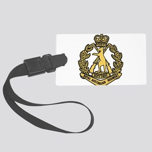 Royal Australian Regiment Luggage Tag