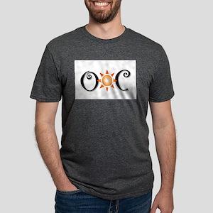 Ocean City Mens Tri-blend T-Shirt