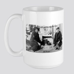 A mug large enough for any CPO's thirst.
