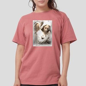 Angel Womens Comfort Colors Shirt