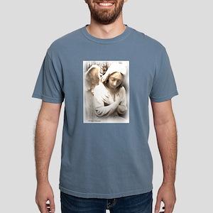 Angel Mens Comfort Colors Shirt
