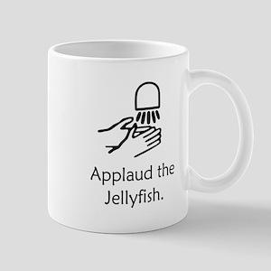 Applaud the Jellyfish Mug