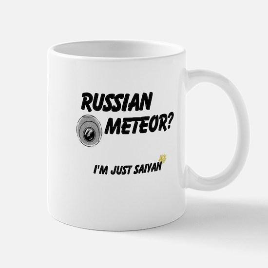 Meteor Crash? Mug