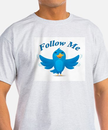 Twitte me on the street T-Shirt