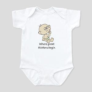 Baby Thinker Infant Bodysuit