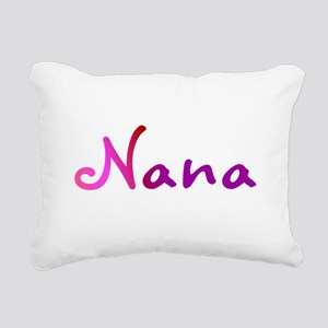 Cool Nana Rectangular Canvas Pillow