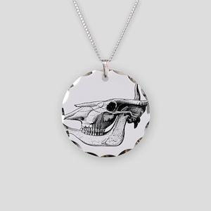 Bull Skull Necklace