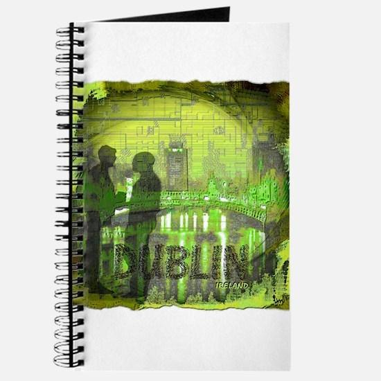 dublin ireland art illustration Journal