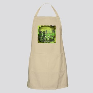 dublin ireland art illustration Apron