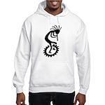 Kokopelli Unicycle Hooded Sweatshirt
