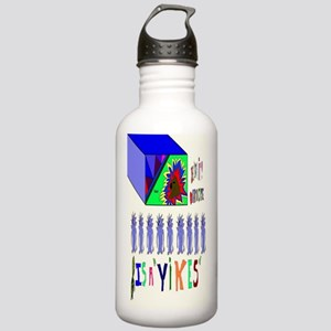 Obama Care Yikes Water Bottle