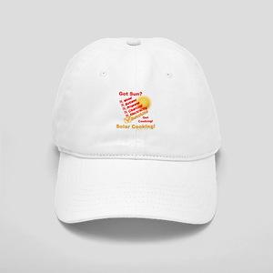 Got Sun? Solar Cooking Baseball Cap
