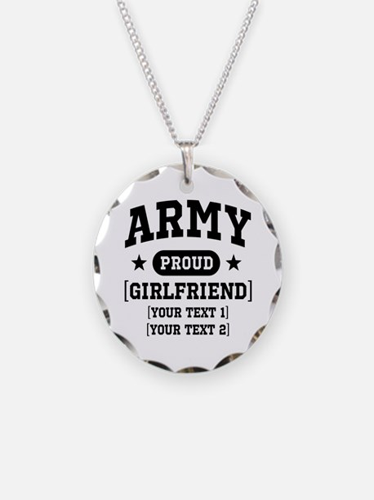 Army grandma/grandpa/girlfriend/in-laws Necklace