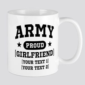 Army grandma/grandpa/girlfriend/in-laws Mug