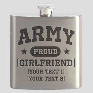 Army grandma/grandpa/girlfriend/in-laws Flask