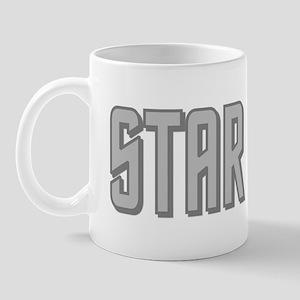 Star Trek Silver Mug
