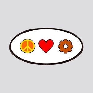Peace Love Engineering Patches