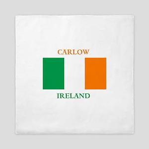 Carlow Ireland Queen Duvet