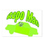 Repo Man Postcards (Package of 8)