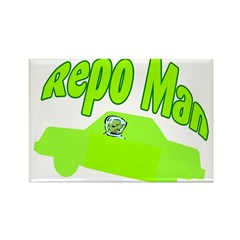 Repo Man Rectangle Magnet