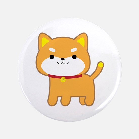 """Year Of The Dog 3.5"""" Button (100 Pack)"""