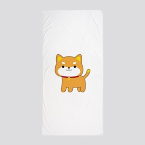 Year of the Dog Beach Towel