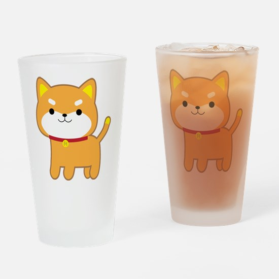 Year of the Dog Drinking Glass