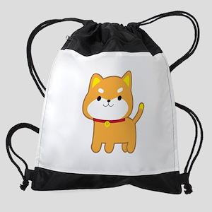 Year Of The Dog Drawstring Bag