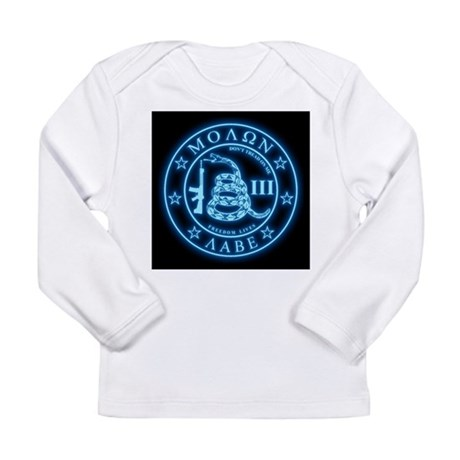 Come and Take It (Blueglow) Long Sleeve T-Shirt