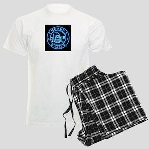 Come and Take It (Blueglow) Pajamas