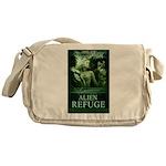 Alien Refuge Messenger Bag