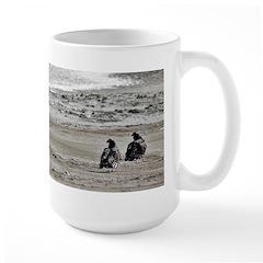 Vulture Large Mug