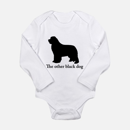 Newfoundland : The other black dog Body Suit