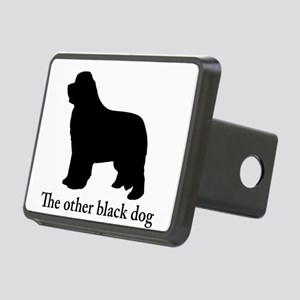 Newfoundland : The other black dog Hitch Cover