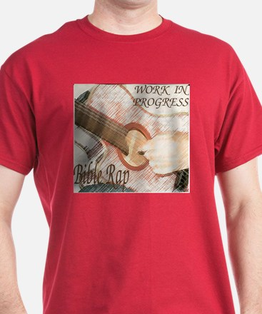 Bible Rap Cardinal T-Shirt