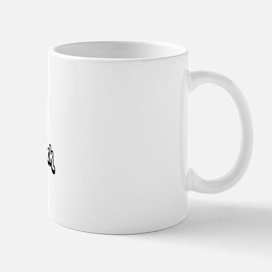 Sexy: Hailey Mug