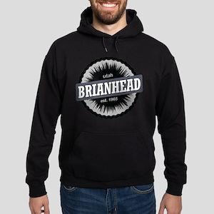 Brian Head Ski Resort Utah Black Hoodie
