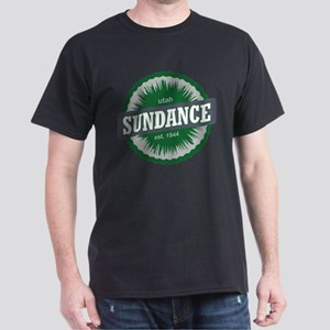 Sundance Ski Resort Utah Green T-Shirt