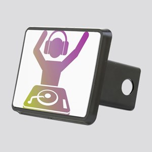 Colorful DJ Hitch Cover