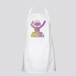 Colorful DJ Apron