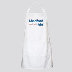 Medford Starts With Me Apron