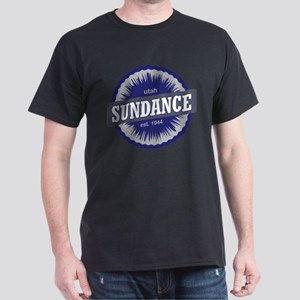 Sundance Ski Resort Utah Blue T-Shirt