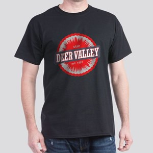Deer Valley Ski Resort Utah Red T-Shirt