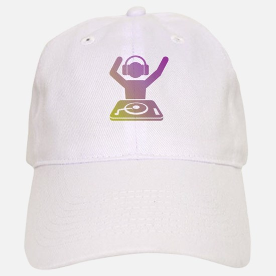 Colorful DJ Baseball Baseball Baseball Cap
